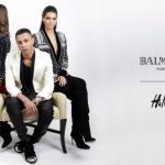 Balmain x H&M – oficjalny klip