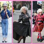Kobiety, które na nowo definiują pojęcie piękna, stylu i starości.  Ich styl nie wie, co to limit wieku