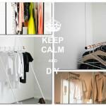 Zrób miejsce dla jesiennej garderoby: domowe DIY czas zacząć