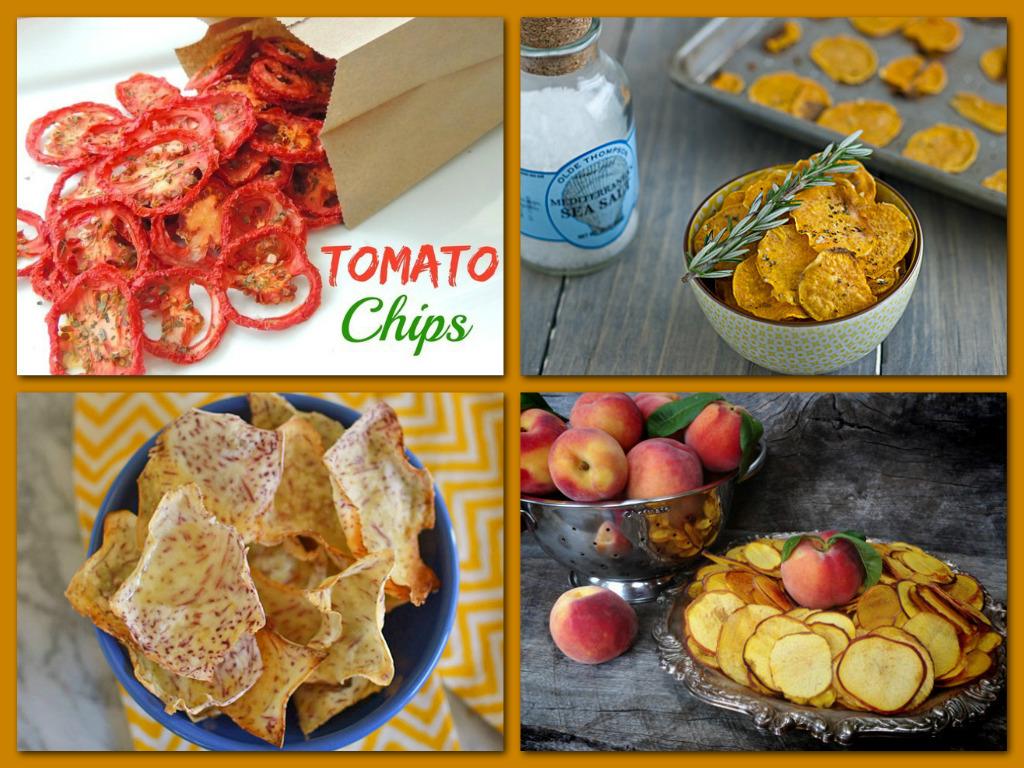 Powiedz nie chipsom ziemniaczanym: zdrowsza alternatywa dla popularnych przekąsek