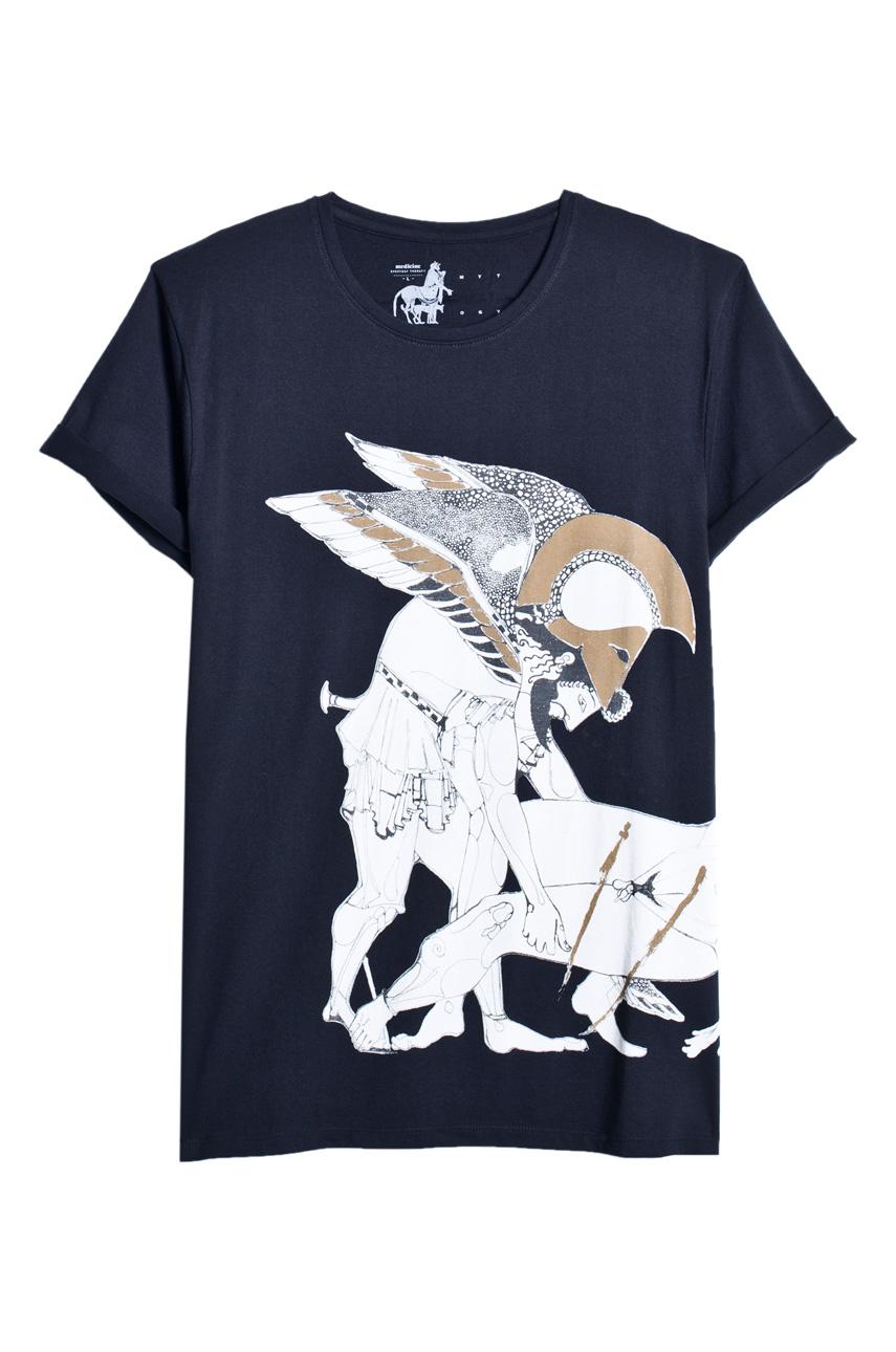 Mythology limitowana kolekcja t shirt w od medicine for Ze kitchen galerie dress code