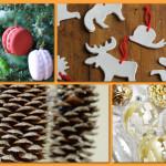 10 nietypowych ozdób na świąteczne drzewko: Wszystkie zrobisz sama