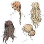 8 pomysłów na świąteczną fryzurę. Te proste i stylowe upięcia  wykorzystasz  przez cały rok