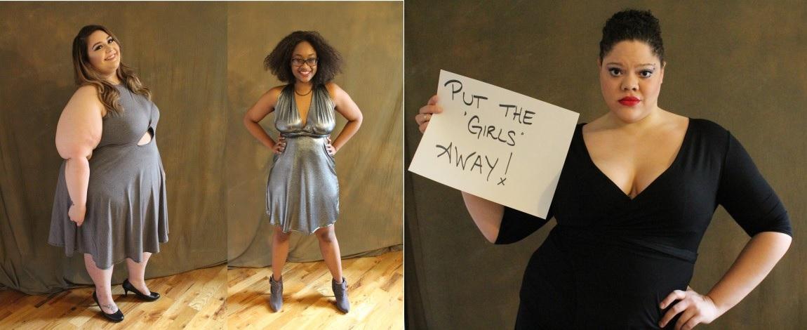 """Jesteśmy """"W SAM RAZ"""": Te kobiety założyły dokładnie to, co dla ich sylwetek jest zakazane"""