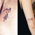 25 pomysłów na tatuaż, które pokazują  światu nierozerwalną  siostrzaną więź