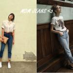 Jak nosić Mom Jeans ? Blogosfera podpowiada