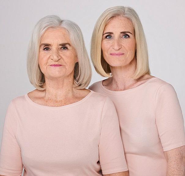 O sile genow. Spojrz na swoją mame, a przekonasz się jak bedziesz wygladala za 30 lat….10jpg