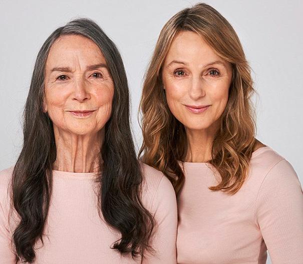 O sile genow. Spojrz na swoją mame, a przekonasz się jak bedziesz wygladala za 30 lat….6jpg