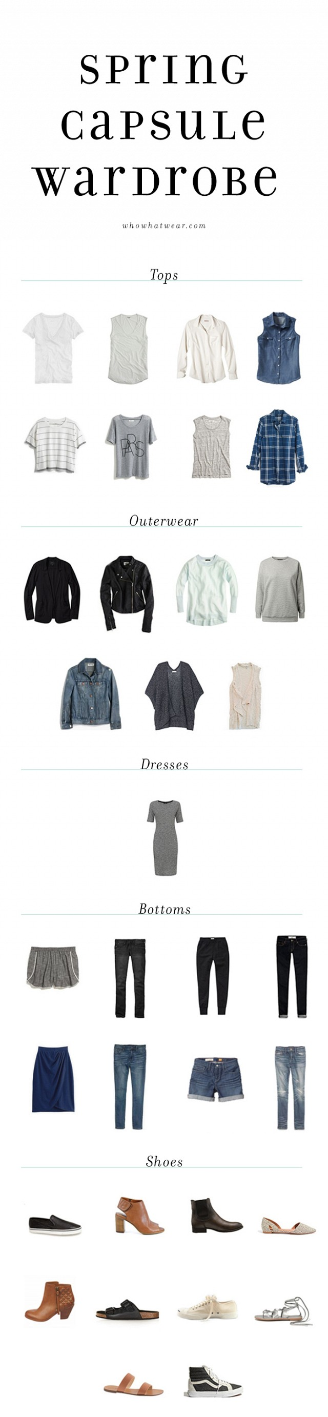 garderoba na wiosne