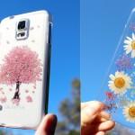 Flower power: celebruj nadejście wiosny z case'ami pełnymi żywych kwiatów