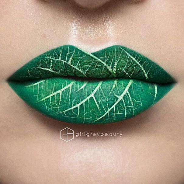 Makijazystka przemienia usta we wspaniale dziela sztuki 3