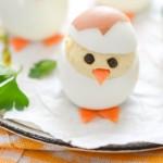 Wielkanocne inspiracje – Jajka faszerowane serkiem twarogowym