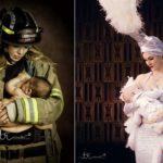 Pracujące Matki. Zdjęcia ukazujące niezwykłą siłę kobiecej natury