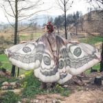 Te przepiękne,  ręcznie malowane szale dodadzą Ci skrzydeł. Galeria