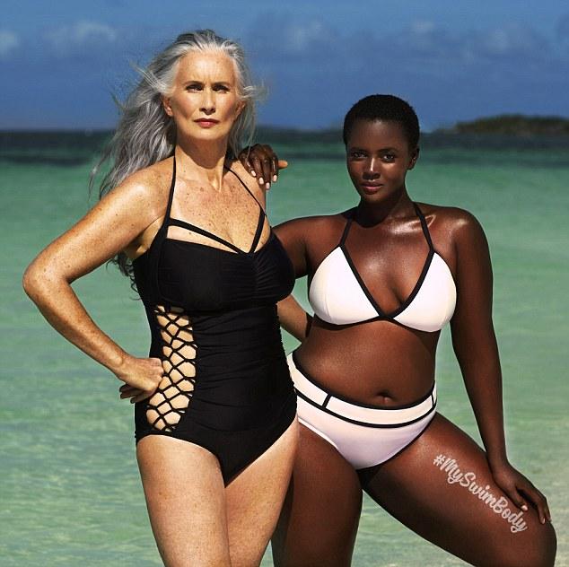 Nowa kampania z hasztagiem #MySwimBody. Modelki plus-size namawiaja kobiety, by pokazywaly swoje ciała w bikini2