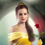 """Zobacz zwiastun do filmu """"Piękna i Bestia"""". Emma Watson jako baśniowa  Bella!"""