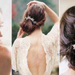 Akcesoria do włosów dla przyszłych panien młodych. Bajeczne fryzury ślubne w każdym stylu