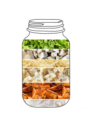 salatka w sloiku 1
