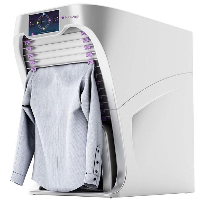 FoldiMate – Robot, który poskłada Twoje pranie w mniej niż jedną minutę