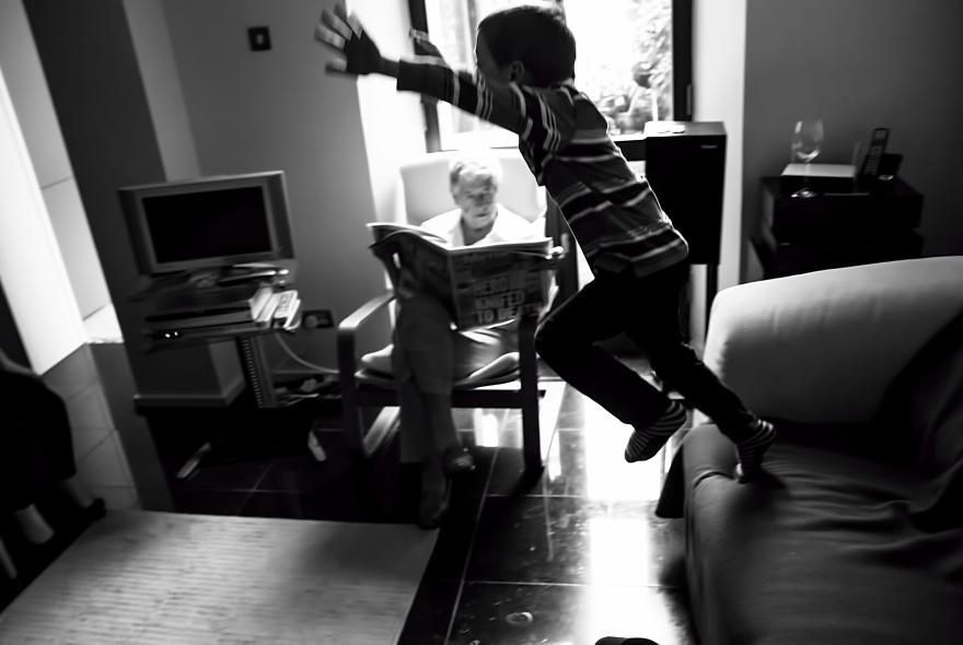 Fotograf dokumentuje zycie swoich dzieci, robiac im jedno zdjecie kazdego dnia4