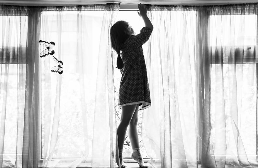 Fotograf dokumentuje zycie swoich dzieci, robiac im jedno zdjecie kazdego dnia8