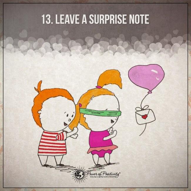 Ilustracje przedstawiajace 15 zasad szczęsliwego i udanego zwiazku 13