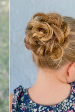 Pieciolatka tworzy UPIECIA ktorych nie powstydzilby sie fryzjer  z wieloletnim stazem