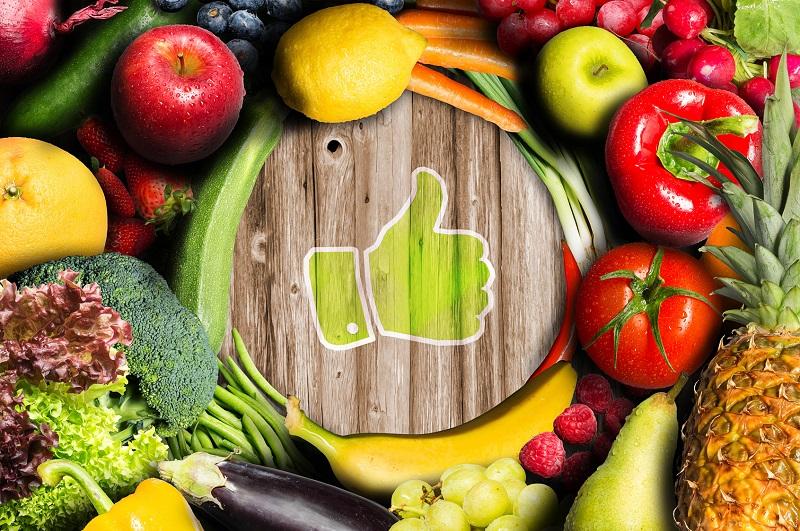Znalezione obrazy dla zapytania warzywa i owoce