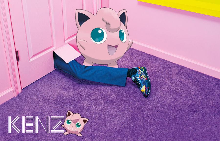 Pokemon Go w kampaniach znanych marek ze swiata mody12