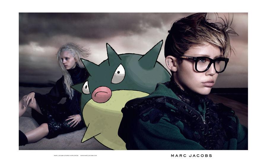 Pokemon Go w kampaniach znanych marek ze swiata mody13