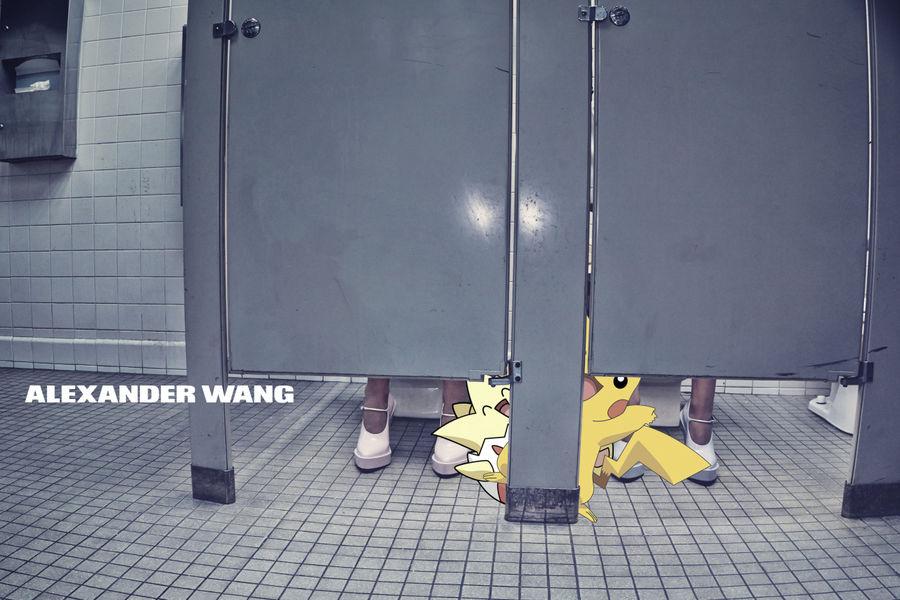 Pokemon Go w kampaniach znanych marek ze swiata mody16jpg