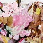 Pokemon Go w kampaniach znanych marek ze świata mody. Kolaże!