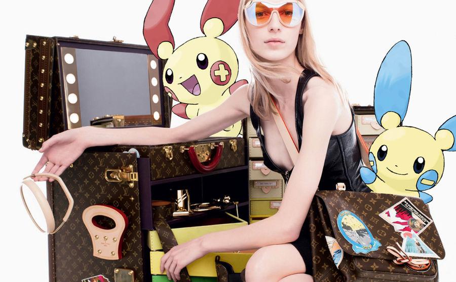 Pokemon Go w kampaniach znanych marek ze swiata mody24jpg