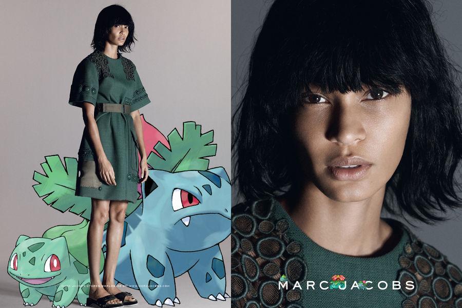 Pokemon Go w kampaniach znanych marek ze swiata mody27jpg