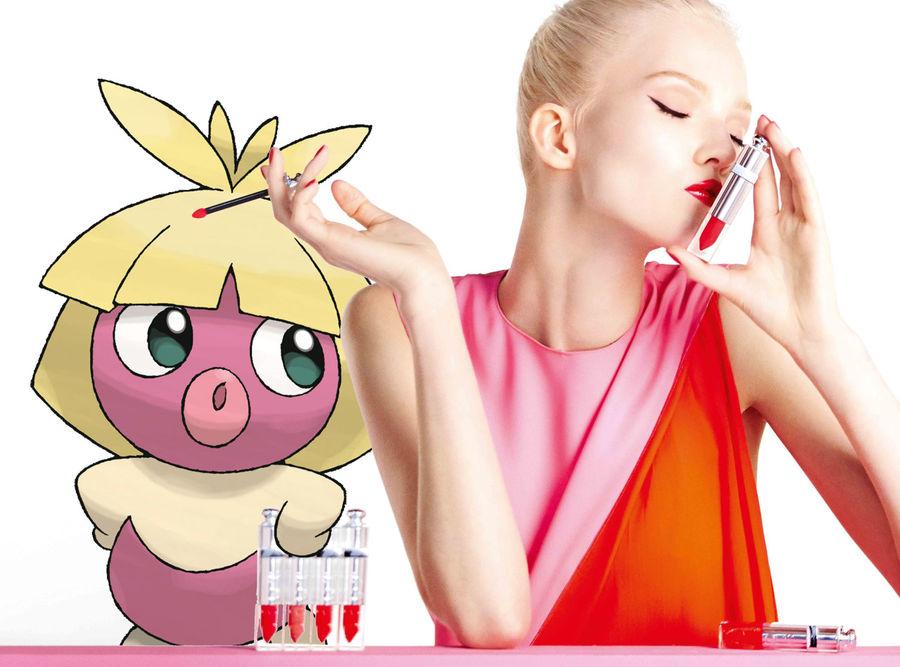Pokemon Go w kampaniach znanych marek ze swiata mody9