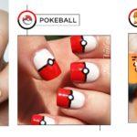 Pokemonowe wzory na manicure – nie tylko dla zawodowych graczy