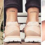 Inspirujące cytaty na tatuaż: Motywacja na cały dzień i każdego dnia