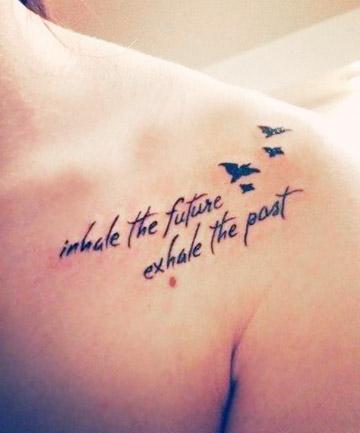 Inspirujące Cytaty Na Tatuaż Motywacja Na Cały Dzień I Każdego