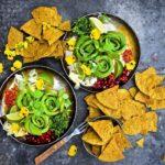 Kulinarna blogera przemienia awokado w dzieła sztuki.  Jej przepisy to food art w czystej postaci