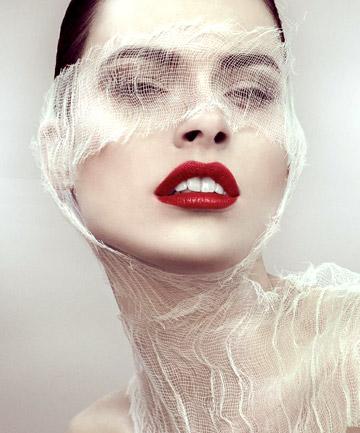Lifting twarzy za pomoca makijazu