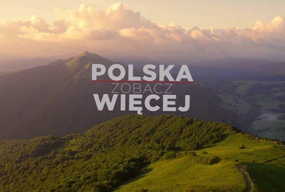 """""""Polska, zobacz więcej"""": film przedstawiający piękno Polski z lotu ptaka w 4k"""