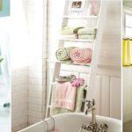 Przewodnik po organizacji przestrzeni w łazience: 11 unikalnych pomysłów