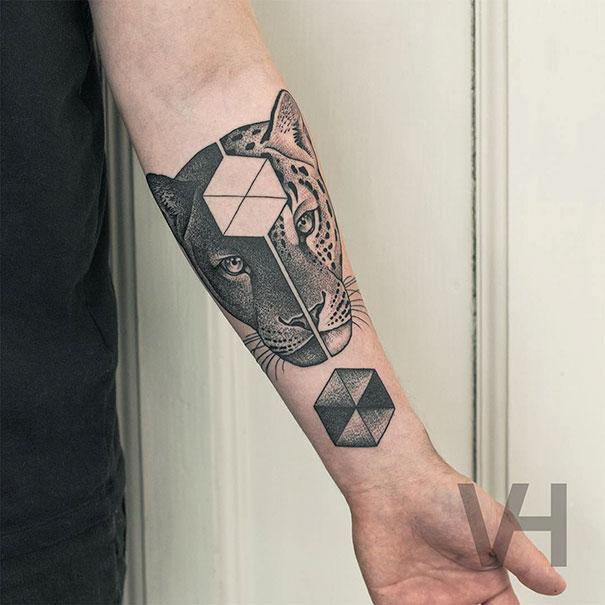 Symetryczne tatuaze autorstwa Valentina Hirsch3