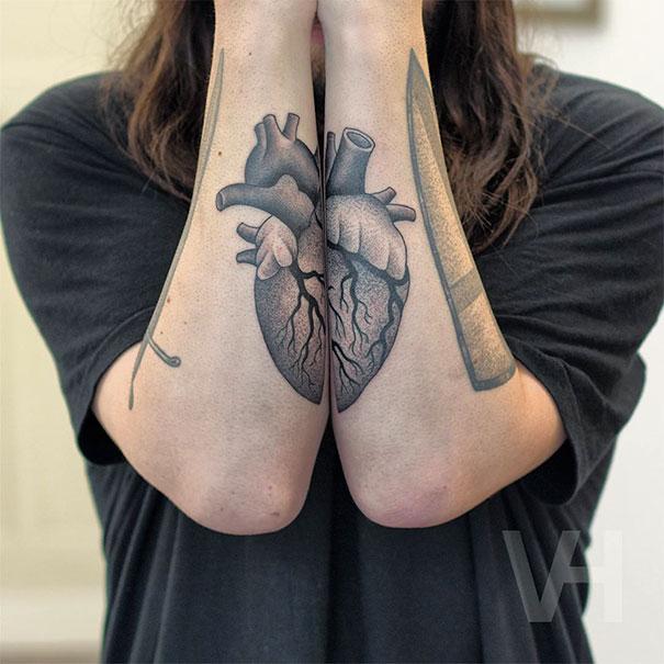 Symetryczne tatuaze autorstwa Valentina Hirsch4