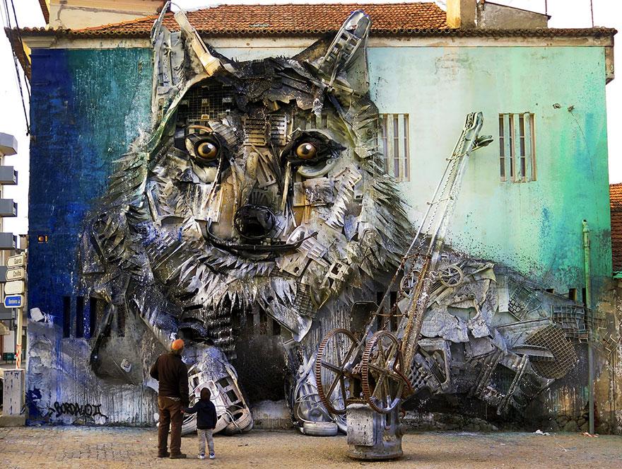 artysta-przemienia-smieci-w-rzezby-zwierzat12