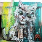 Artysta przemienia śmieci w rzeźby zwierząt, by przypomnieć nam o zanieczyszczeniu środowiska
