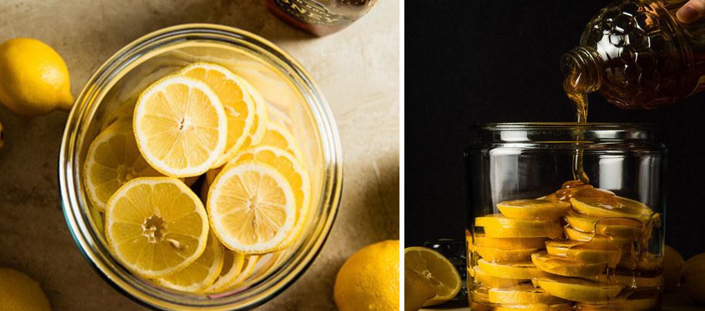 Cytryna marynowana w miodzie – takiej herbaty jeszcze nie piłaś