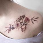Delikatne, piękne i ultra kobiece tatuaże w wykonaniu artysty z Korei Południowej. Pokochasz te wzory!