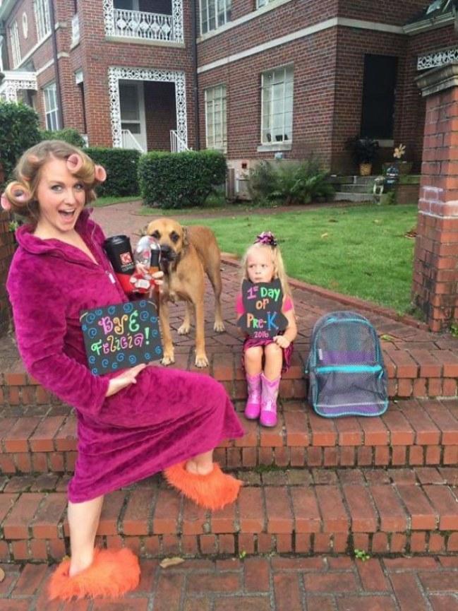 Dzieci wracaja do szkoły_ Rodzicie swiętuja5