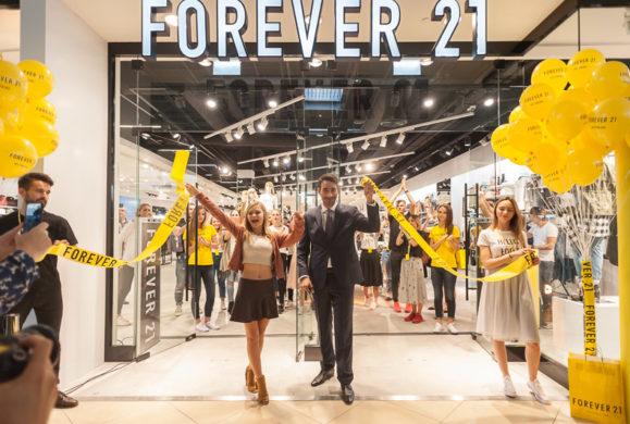 Wielkie otwarcie pierwszego salonu Forever 21 w Łodzi! (Relacja)